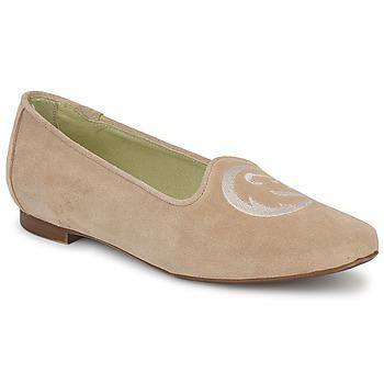 Παπούτσια Γυναίκα Μοκασσίνια Stephane Gontard CALK Beige