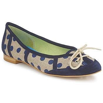 Παπούτσια Γυναίκα Μπαλαρίνες Stephane Gontard KASTOR MARINE