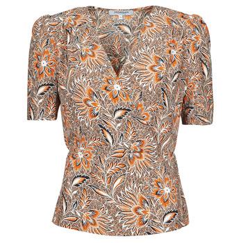 Υφασμάτινα Γυναίκα Μπλούζες Morgan OKISS Multicolour