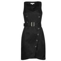 Υφασμάτινα Γυναίκα Κοντά Φορέματα Morgan ROSITTA Black