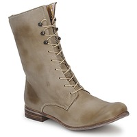 Παπούτσια Γυναίκα Μπότες Stephane Gontard REGAIN Tilleul