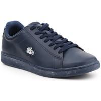 Παπούτσια Άνδρας Χαμηλά Sneakers Lacoste Carnaby Evo 7-30SPM400711C navy