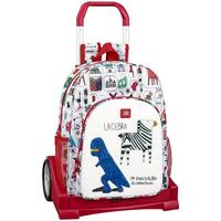 Τσάντες Παιδί Σχολικές τσάντες με ροδάκια Algo De Jaime 611955860 Blanco