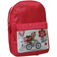 Τσάντες Παιδί Σακίδια πλάτης Athletic Club Bilbao MC-65-AC Rojo