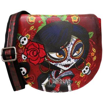 Τσάντες Γυναίκα Τσάντες ώμου Catrinas BD-20-CT Rojo