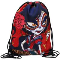 Τσάντες Γυναίκα Σακίδια πλάτης Catrinas MC-23-CT Rojo
