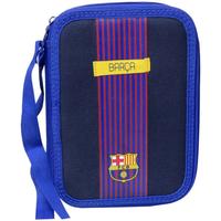Τσάντες Παιδί Vanity case Fc Barcelona EP-691-BC Azul marino
