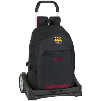Τσάντες Παιδί Σχολικές τσάντες με ροδάκια Fc Barcelona 612027860 Negro