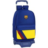 Τσάντες Παιδί Σχολικές τσάντες με ροδάκια Fc Barcelona 612025313 Azul