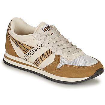 Xαμηλά Sneakers Gola DAYTONA SAFARI ΣΤΕΛΕΧΟΣ: Δέρμα / ύφασμα & ΕΠΕΝΔΥΣΗ: Ύφασμα & ΕΣ. ΣΟΛΑ: Ύφασμα & ΕΞ. ΣΟΛΑ: Καουτσούκ