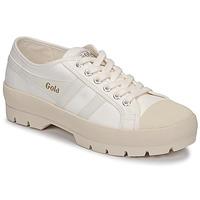 Παπούτσια Γυναίκα Χαμηλά Sneakers Gola COASTER PEAK Ecru
