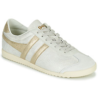 Παπούτσια Γυναίκα Χαμηλά Sneakers Gola BULLET LIZARD Beige / Gold