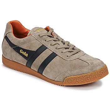 Παπούτσια Άνδρας Χαμηλά Sneakers Gola HARRIER Beige / Marine