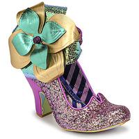 Παπούτσια Γυναίκα Γόβες Irregular Choice CHRYSALIS Violet