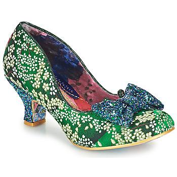 Παπούτσια Γυναίκα Γόβες Irregular Choice DAZZLE RAZZLE Green / Μπλέ