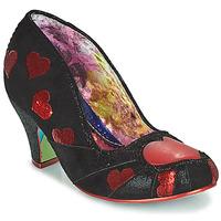 Παπούτσια Γυναίκα Γόβες Irregular Choice HEART ON YOUR SLEEVE Black