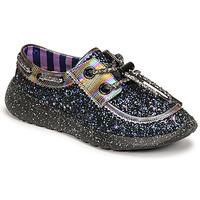 Παπούτσια Γυναίκα Χαμηλά Sneakers Irregular Choice SKYLAR Black