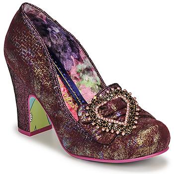 Παπούτσια Γυναίκα Γόβες Irregular Choice LE GRAND AMOUR Ροζ