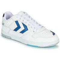 Παπούτσια Άνδρας Χαμηλά Sneakers Hummel POWER PLAY Άσπρο / Μπλέ