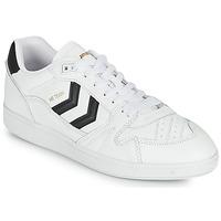 Παπούτσια Άνδρας Χαμηλά Sneakers Hummel HB TEAM Άσπρο / Black