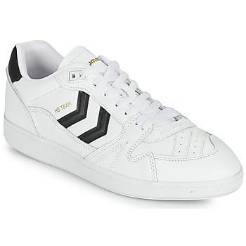 Xαμηλά Sneakers Hummel HB TEAM ΣΤΕΛΕΧΟΣ: Δέρμα / ύφασμα & ΕΠΕΝΔΥΣΗ: Ύφασμα & ΕΣ. ΣΟΛΑ: Ύφασμα & ΕΞ. ΣΟΛΑ: Καουτσούκ