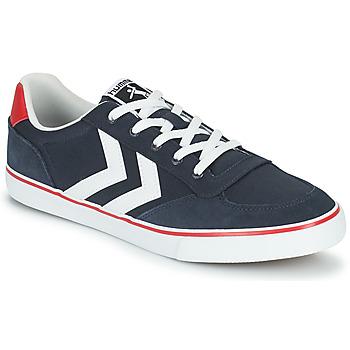 Xαμηλά Sneakers Hummel STADIL LOW OGC 3.0 ΣΤΕΛΕΧΟΣ: Δέρμα / ύφασμα & ΕΠΕΝΔΥΣΗ: Ύφασμα & ΕΣ. ΣΟΛΑ: Ύφασμα & ΕΞ. ΣΟΛΑ: Καουτσούκ
