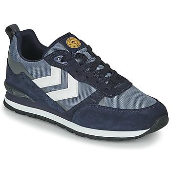 Παπούτσια Άνδρας Χαμηλά Sneakers Hummel THOR Black