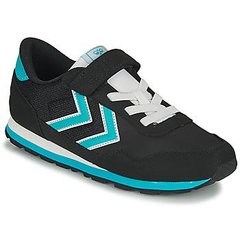Παπούτσια Παιδί Χαμηλά Sneakers Hummel REFLEX JR Black