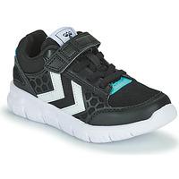 Παπούτσια Παιδί Χαμηλά Sneakers Hummel CROSSLITE JR Black