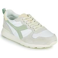 Παπούτσια Γυναίκα Χαμηλά Sneakers Diadora CAMARO ICONA WN Άσπρο / Green