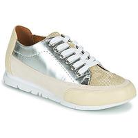 Παπούτσια Γυναίκα Χαμηλά Sneakers Karston CAMINO Beige / Argenté