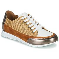 Παπούτσια Γυναίκα Χαμηλά Sneakers Karston CAMINO Brown / Bronze