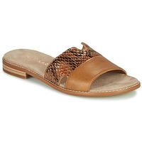 Παπούτσια Γυναίκα Τσόκαρα Karston XAPLINA Brown