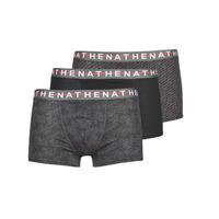 Εσώρουχα Άνδρας Boxer Athena EASY STYLE X3 Black / Grey / Grey