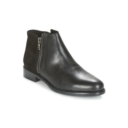 Παπούτσια Γυναίκα Μπότες Betty London FIANI Black