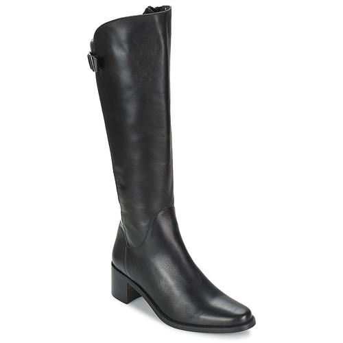 Παπούτσια Γυναίκα Μπότες για την πόλη Betty London SALINA Black