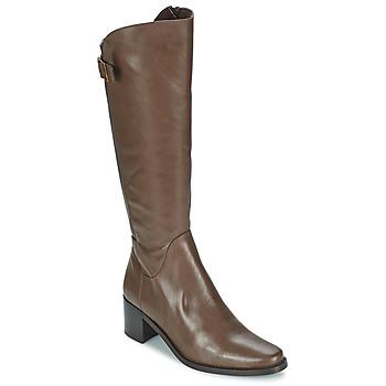 Παπούτσια Γυναίκα Μπότες για την πόλη Betty London SALINA Brown