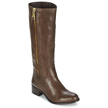Παπούτσια Γυναίκα Μπότες για την πόλη Betty London SARIMO Brown