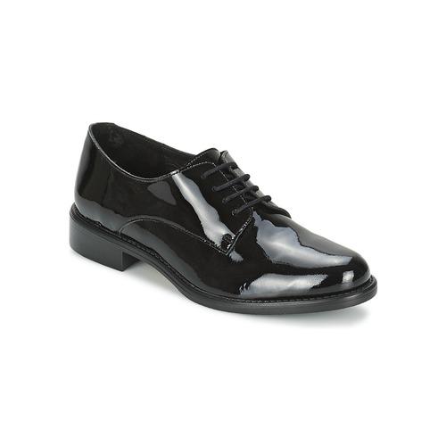 Παπούτσια Γυναίκα Derby Betty London CAXO Black