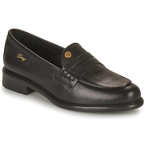 Παπούτσια Γυναίκα Μοκασσίνια Betty London MAGLIT Black