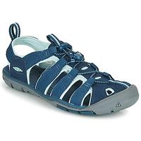 Παπούτσια Γυναίκα Σπορ σανδάλια Keen CLEARWATER CNX Μπλέ