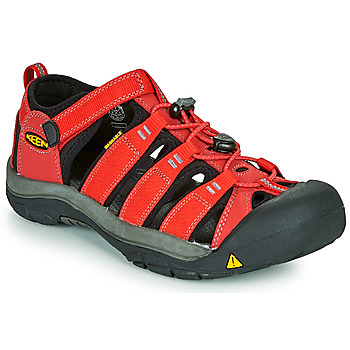 Παπούτσια Παιδί Σπορ σανδάλια Keen NEWPORT H2 Red