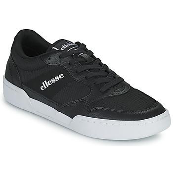 Παπούτσια Άνδρας Χαμηλά Sneakers Ellesse USTICA Black
