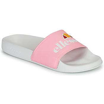 Παπούτσια Γυναίκα σαγιονάρες Ellesse FILIPPO Άσπρο / Ροζ