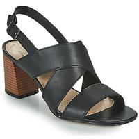 Παπούτσια Γυναίκα Σανδάλια / Πέδιλα Clarks JOCELYNNE BAO Black