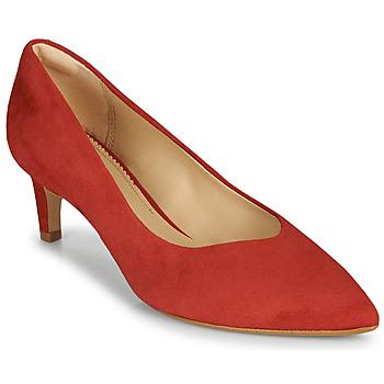 Παπούτσια Γυναίκα Γόβες Clarks LAINA55 COURT2 Red