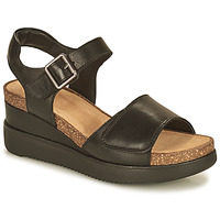 Παπούτσια Γυναίκα Σανδάλια / Πέδιλα Clarks LIZBY STRAP Black