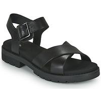 Παπούτσια Γυναίκα Σανδάλια / Πέδιλα Clarks ORINOCO STRAP Black