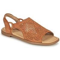 Παπούτσια Γυναίκα Σανδάλια / Πέδιλα Clarks REYNA SWIRL Camel