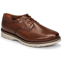 Παπούτσια Άνδρας Derby Clarks BAYHILL PLAIN Brown